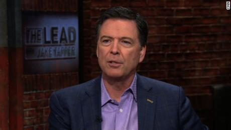 Comey: I could be asked to testify against McCabe