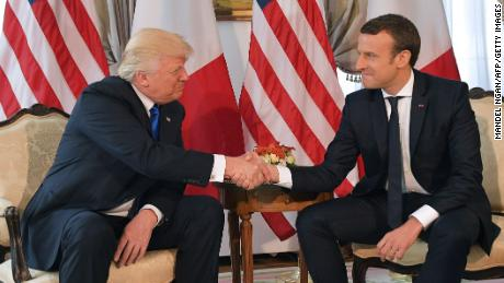 Macron will have to 'pull a rabbit out of the hat' to save Iran deal