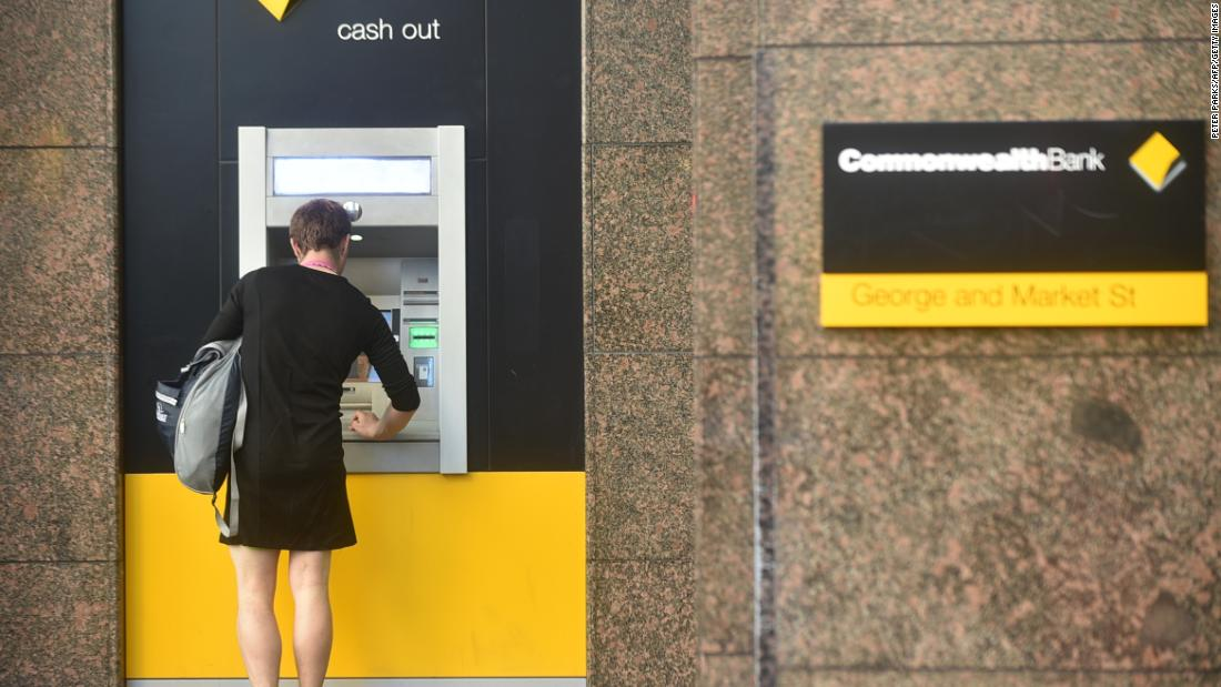 Australia's top bank admits to charging dead clients