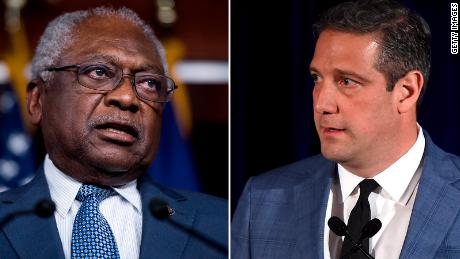 Rep. Jim Clyburn and Rep. Tim Ryan