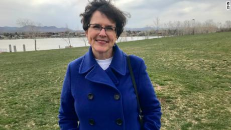 Columbine High School teacher Paula Reed was at the school 19 years ago: