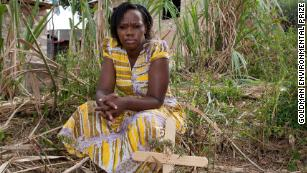 The woman risking her life to save a village from lead poisoning