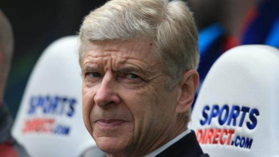 """Then, finally, after 22 years, Wenger announced on April 20 that he would leave Arsenal. """"After careful consideration and following discussions with the club, I feel it is the right time for me to step down,"""" he wrote in a statement."""