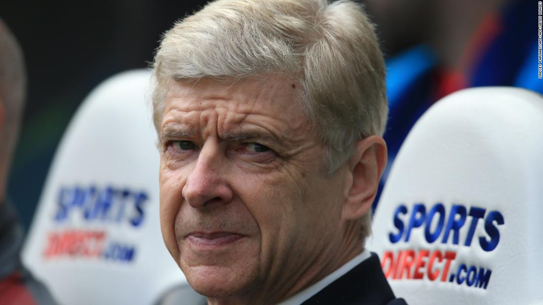 "Then, finally, after 22 years, Wenger announced on April 20 that he would leave Arsenal. ""After careful consideration and following discussions with the club, I feel it is the right time for me to step down,"" he wrote in a statement."