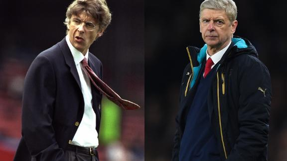 After being appointed as Arsenal