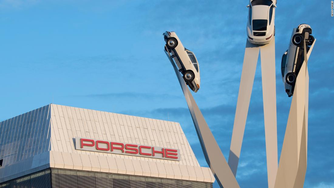 Porsche exec arrested over VW's 'Dieselgate'