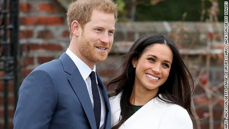 Who's on the guest list for Harry and Meghan's wedding?