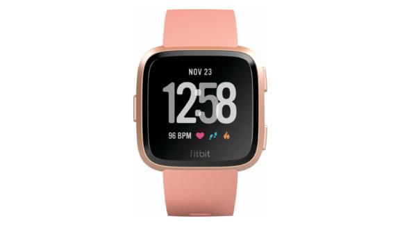 The Fitbit Versa ($199.95; fitbit.com)
