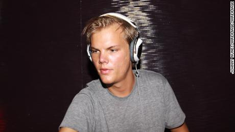 DJ Avicii spins at Marquee on June 17, 2010 in New York City. (Photo by Johnny Nunez/WireImage)