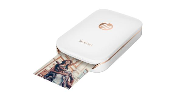 HP Sprocket Photo Printer ($129.95; bestbuy.com)
