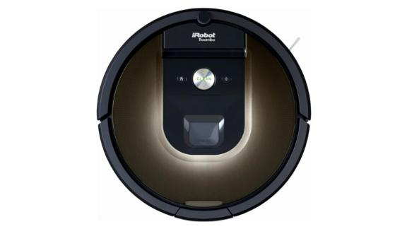 The iRobot Roomba 980 Robot Vacuum ($899.99; bestbuy.com)