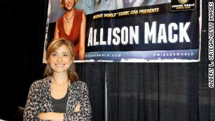 Smallville' actress Allison Mack arrested on sex trafficking