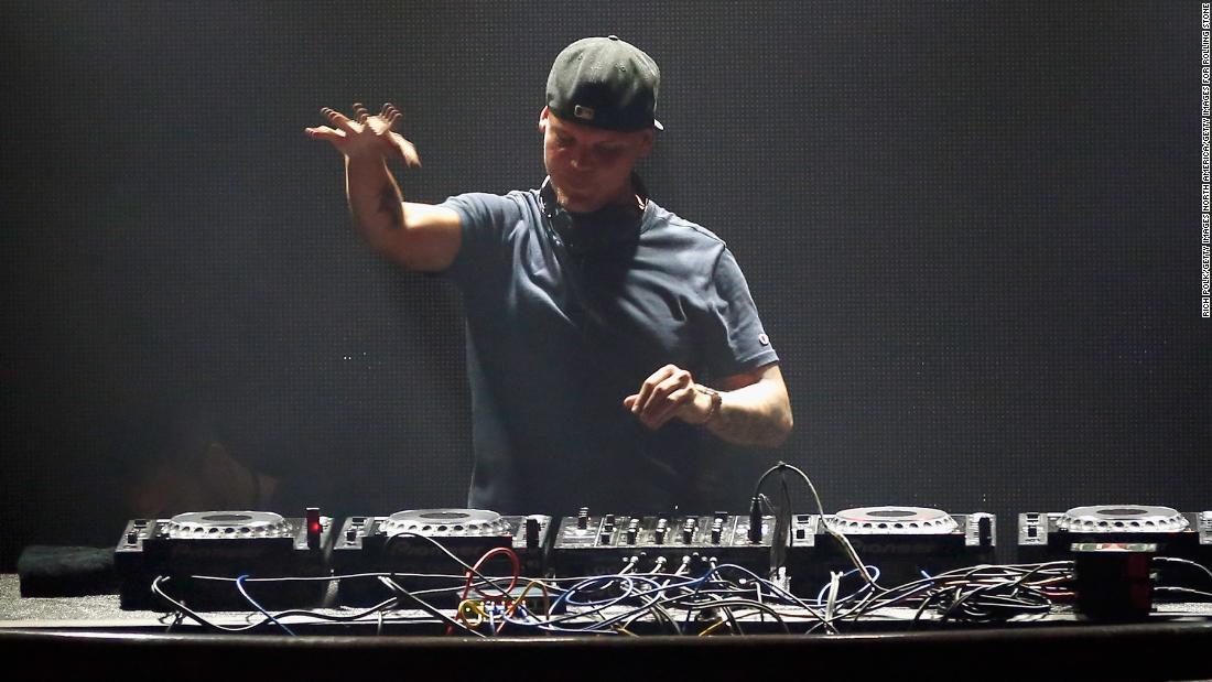 Avicii's family arrives in Oman as new details emerge on his death