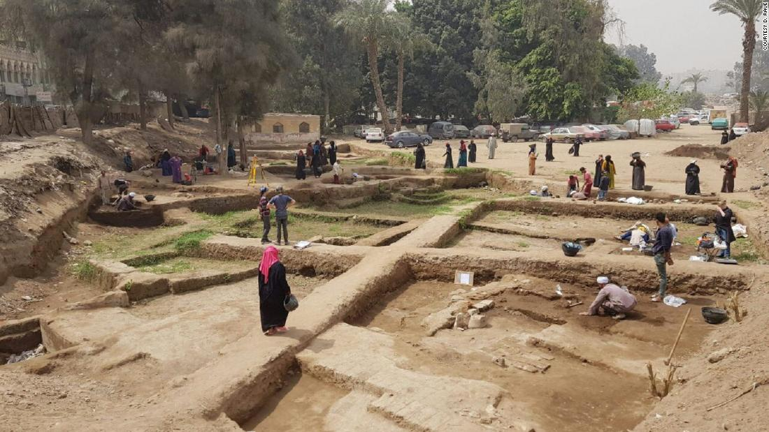 "The ancient city of Heliopolis is now located in Matariya, a northeastern suburb of Cairo. The area has suffered <a href=""https://edition.cnn.com/2014/11/28/world/meast/egypt-violence/index.html"">political troubles</a> and tensions since the 2011 revolution."