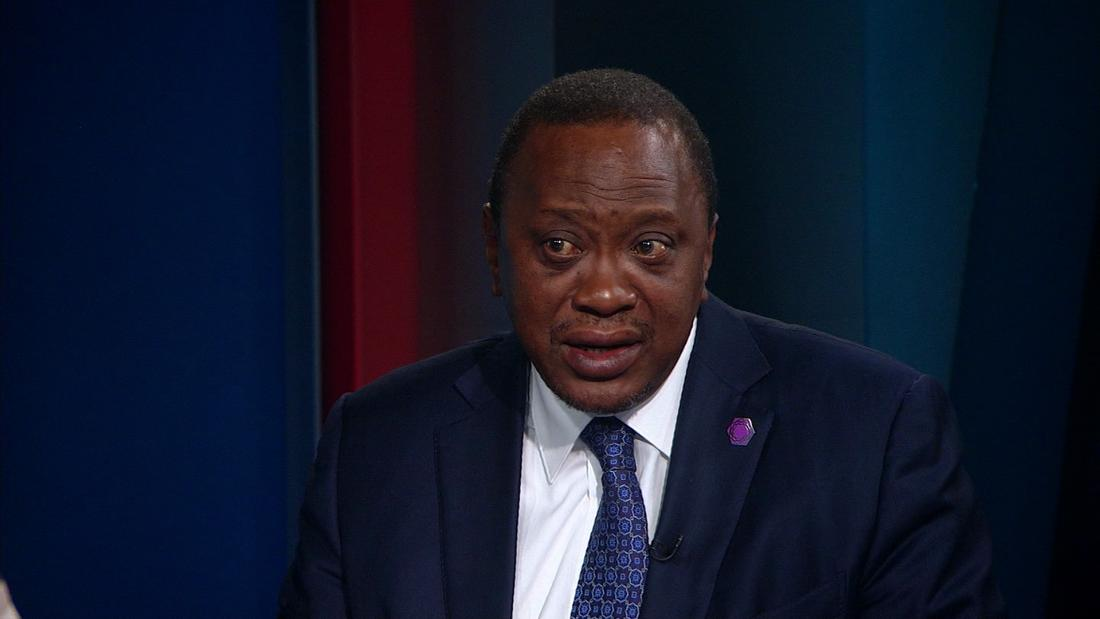 President: Gay rights of no importance in Kenya CNN