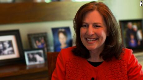 Dr. Kim Schrier is leading in her race, but CNN hasn't yet declared a winner in the race