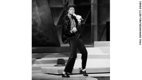 MOTOWN 25 - YESTERDAY, TODAY, FOREVER-- Air Date 05/16/1983 -- Pictured: Musician Michael Jackson  (Photo by Paul Drinkwater/NBC/NBCU Photo Bank via Getty Images)