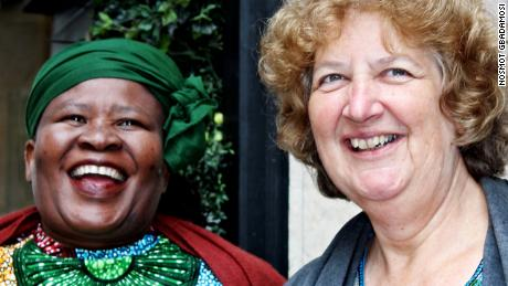 Goldman Prize: Two South African activists win for halting secret Russian nuclear deal