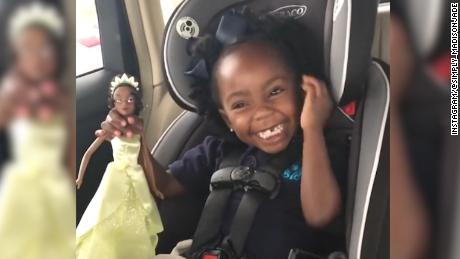 See 3 Year Old React To Princess Tiana Doll Cnn Video