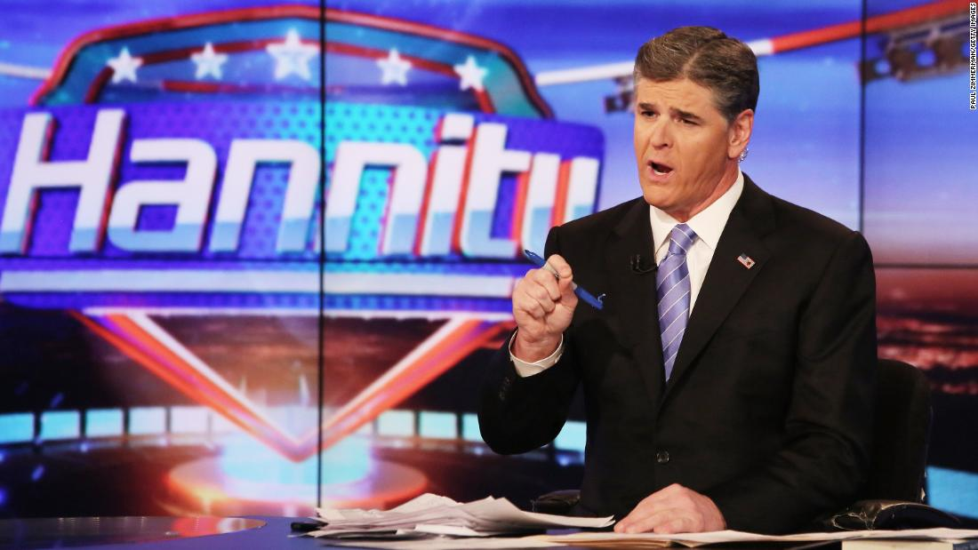 Sean Hannity is a 'welfare queen'
