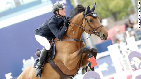 Ben Maher on Madame X