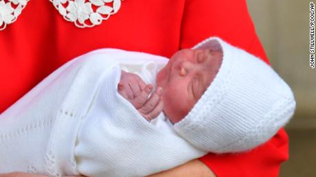 Photos of Prince Louis, Princess Charlotte shared by their mother