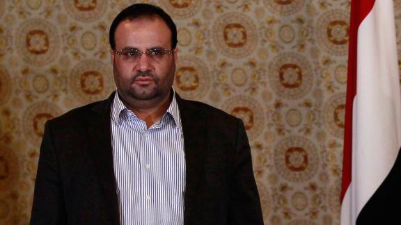 Saleh al-Sammad, who headed the Huthis