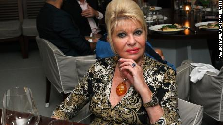 Ivana Trump launching campaign to fight adult obesity