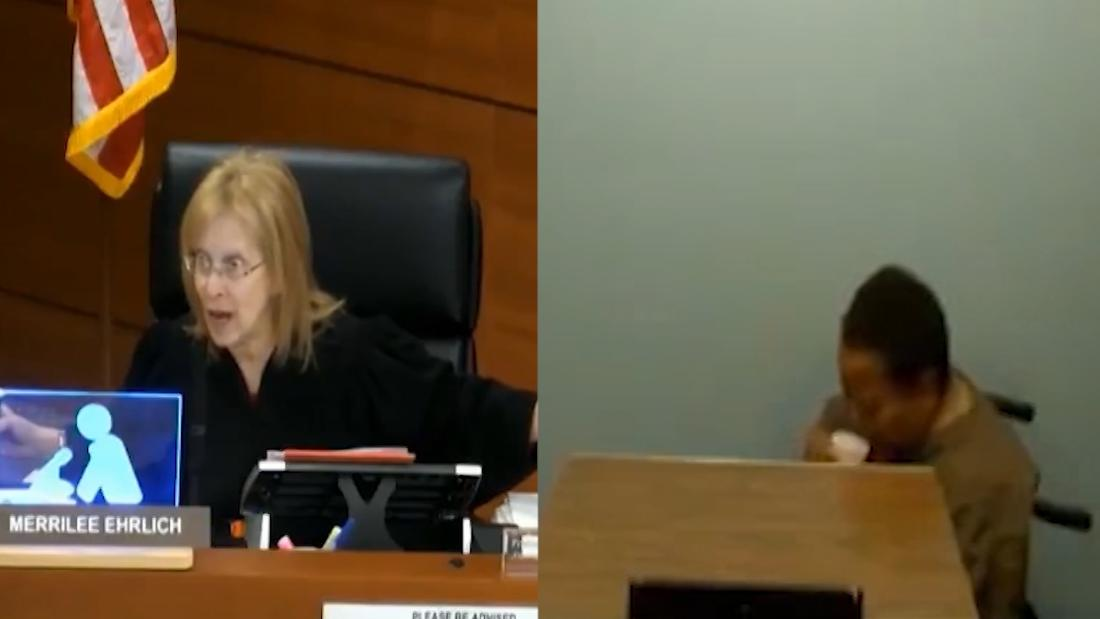 Judge banned from court after berating woman