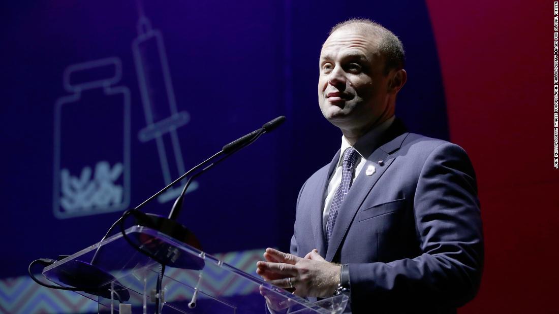 Malta's prime minister to resign amid investigation of a journalist's killing - CNN thumbnail