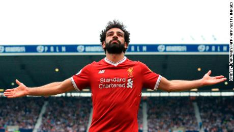 Mo Salah: A day in the life of the 'Egyptian King'