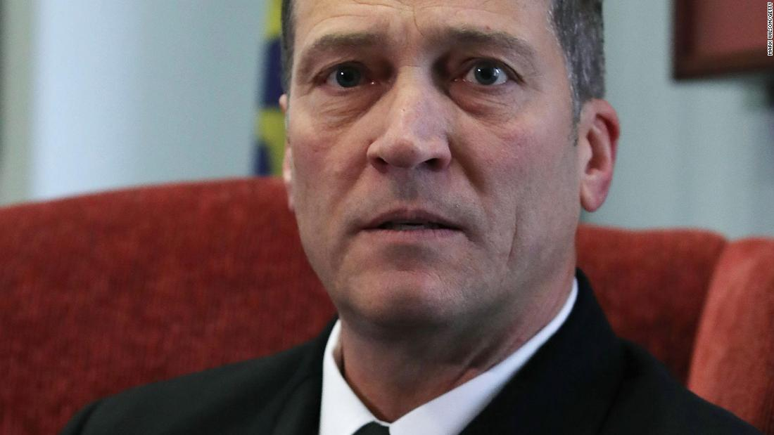 Scramble for answers as Ronny Jackson allegations threaten to upend nomination