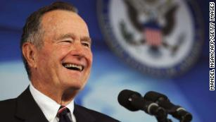 A look back at George H.W. Bush's legacy