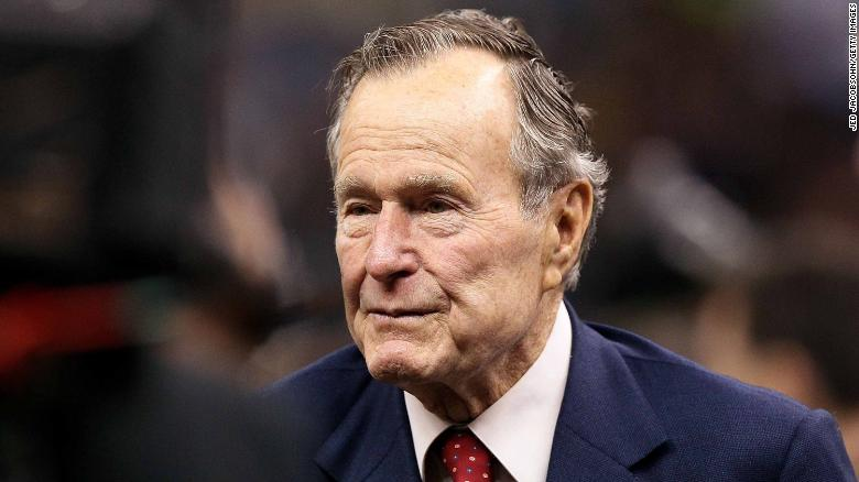 George Herbert Walker Bush KBE meist einfach George Bush 12 Juni 1924 in Milton Massachusetts ist ein ehemaliger USamerikanischer Politiker der