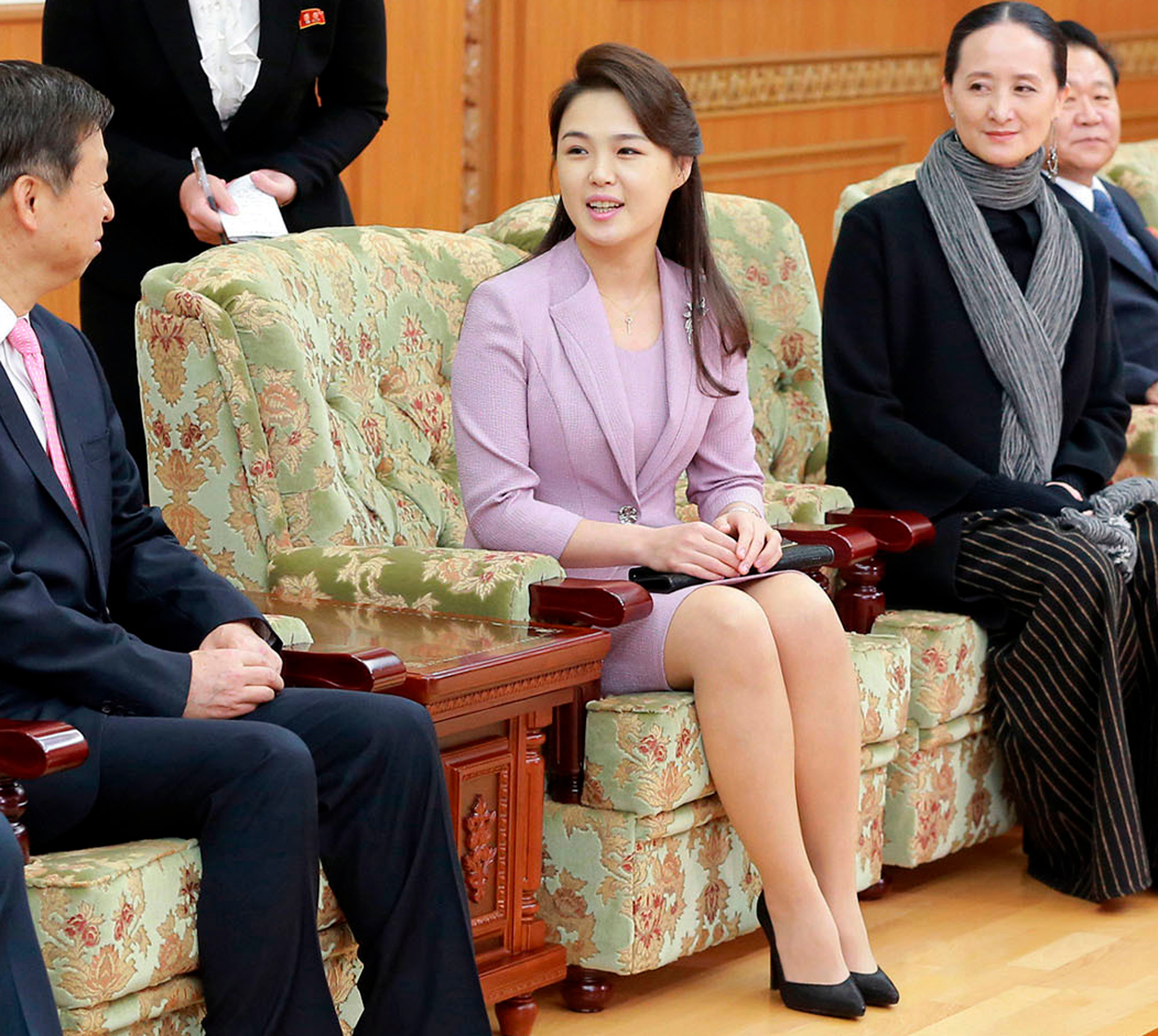 Ri Sol Ju: The woman married to Kim Jong Un
