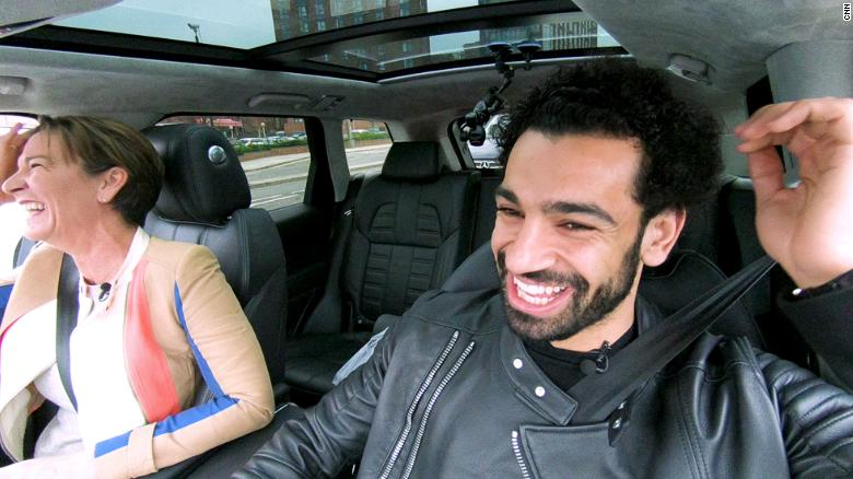 Mohamed Salah: I love the Egyptian King chant