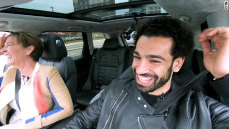Mohamed Salah: I love the Egyptian King chant