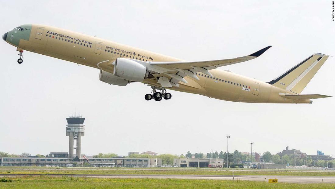 Coming soon: World's longest non-stop flight