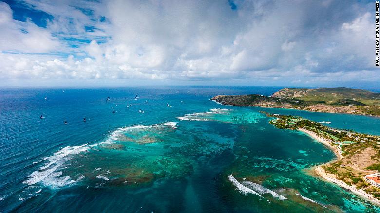 Antigua Sailing - Yacht Holiday Caribbean