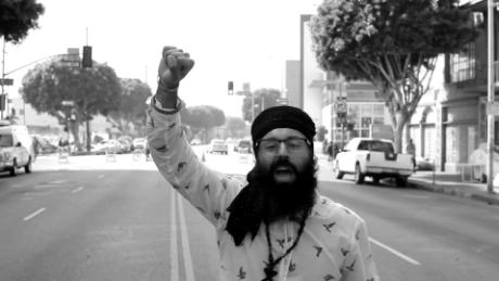 Meet the Sikh spreading his message through rap