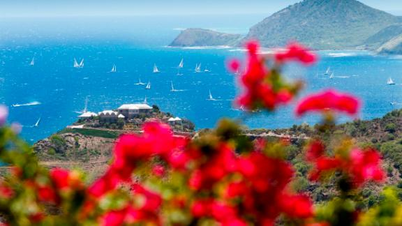 Antigua: It is reputed to have 365 beaches, one for every day of the year, so what better way to explore them all than by boat. The warm, gentle trade winds, turquoise waters and oh-so picturesque anchorages make it a sailor's idyll at the heart of the Leeward Islands.