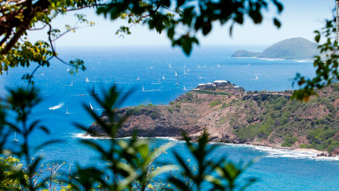 "Antigua Sailing Week's ""absolute DNA is fantastic racing,"" mixed with a lively, relaxed social scene, says commercial director Alison Sly-Adams."