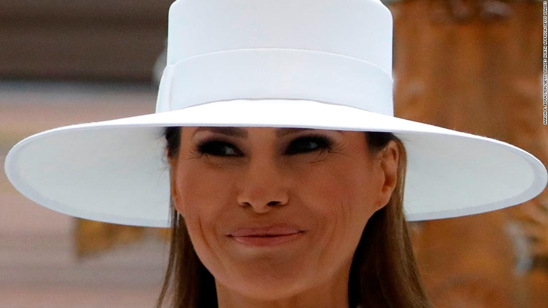 Melania Trump is finally getting her moment