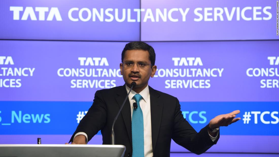 India has a new $100 billion company