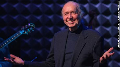 Bob Dorough performing at Joe's Pub at the Public, March 9, 2014.