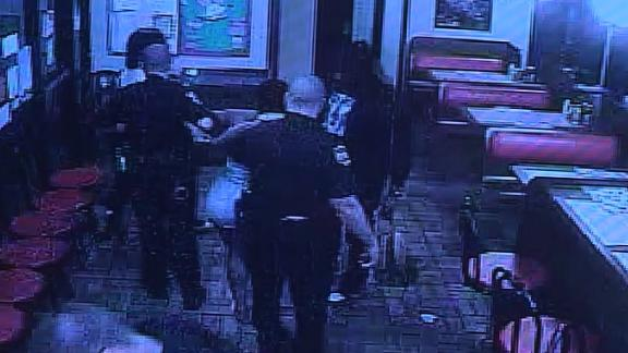 Waffle House Arrest     Video is from 13958197, a presser that records the video from the Waffle House