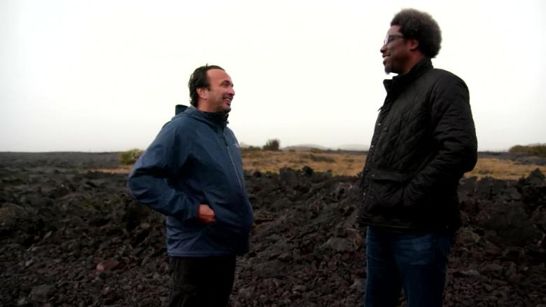 Kamau visits the world's greatest stargazing site