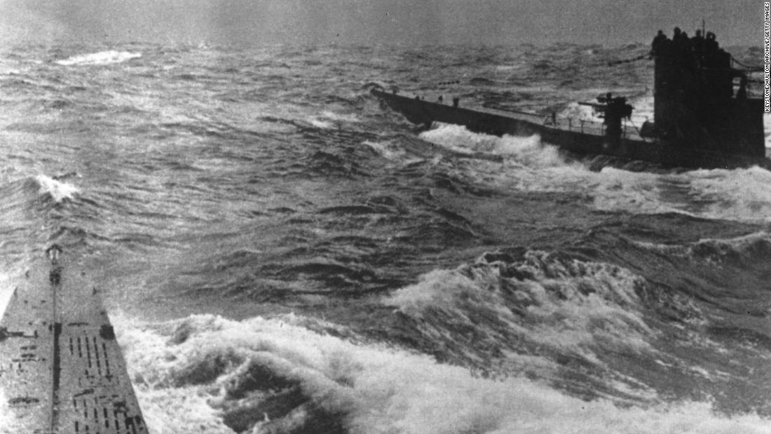 Project Habbakuk: Britain's WWII ice warship - CNN Style