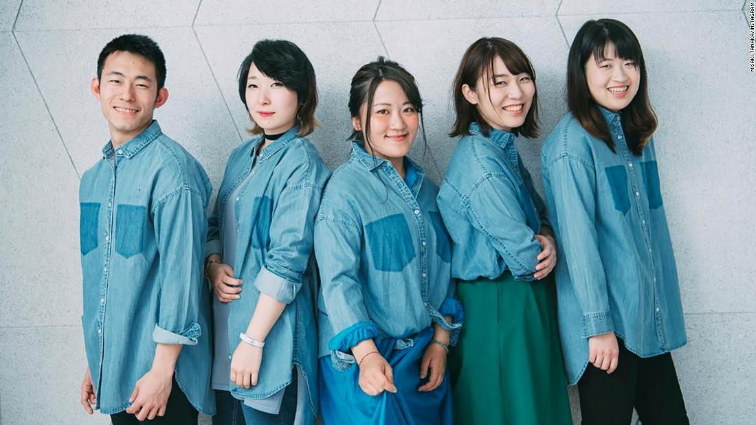 Japan's 'Bosai Girls' bring fashion to disaster relief