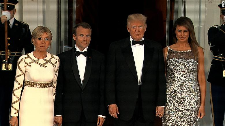 Image result for Melania Trump masters the moment
